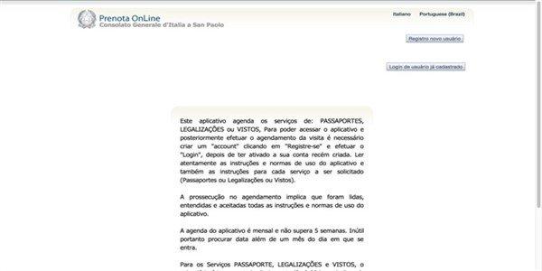 Mudança Na Legalização No Consulado De São Paulo