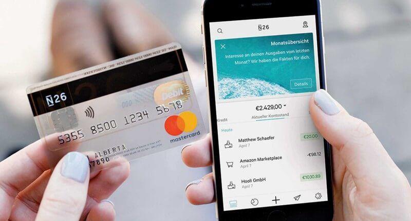 abrir uma conta no banco N26
