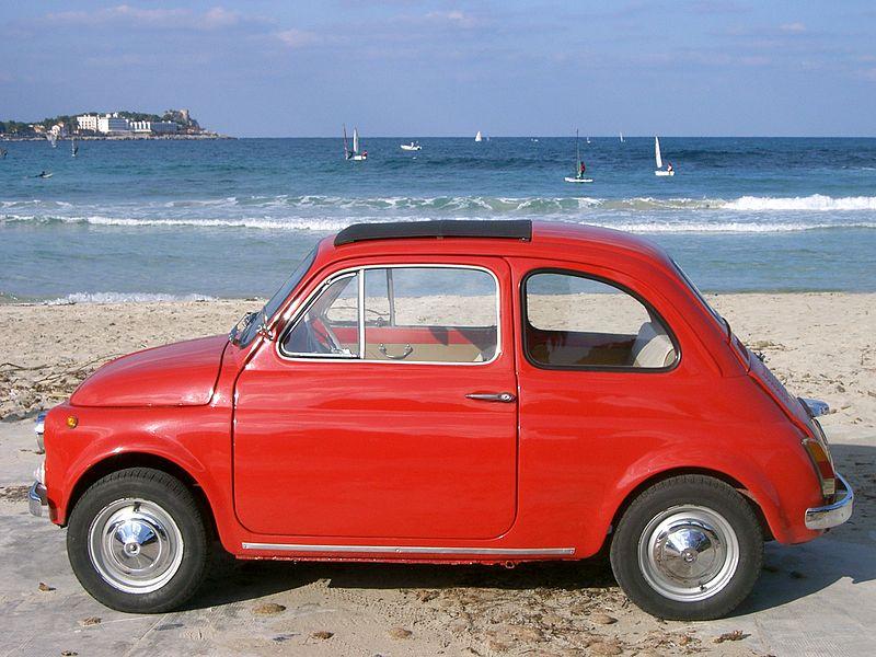O incrível Fiat 500: uma lenda italiana 3 O incrível Fiat 500: uma lenda italiana